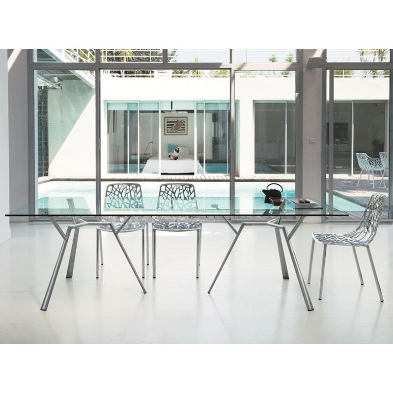... Fast Radice Quadra Indoor Tisch 240 X 90 Cm ...
